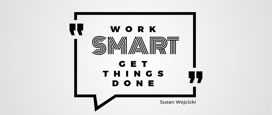 Susan Wojcicki's Brand Quote