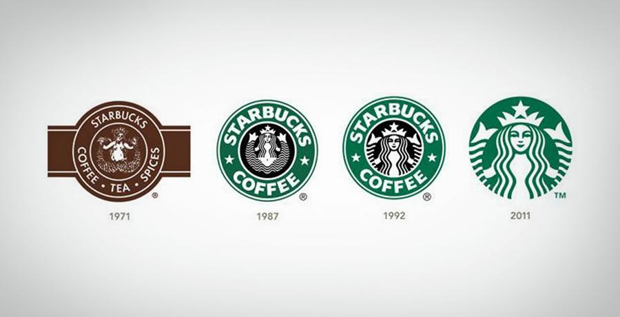 Starbucks Logos