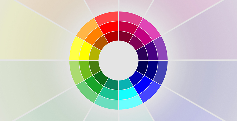 Basic Color Wheel Important