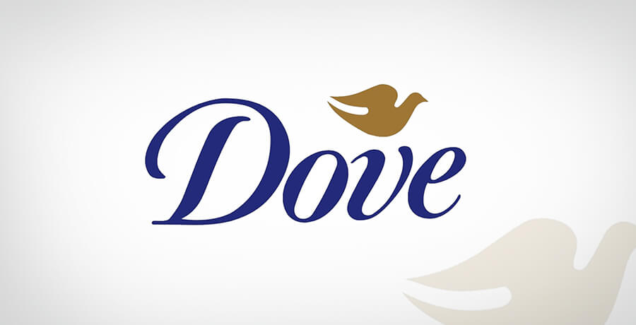 Greek Mythology of Dove Logo