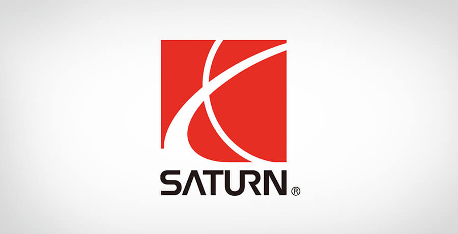 Greek Mythology of Saturn Logo