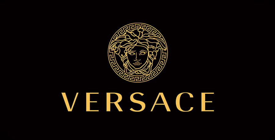 Greek Mythology of Versace Logo