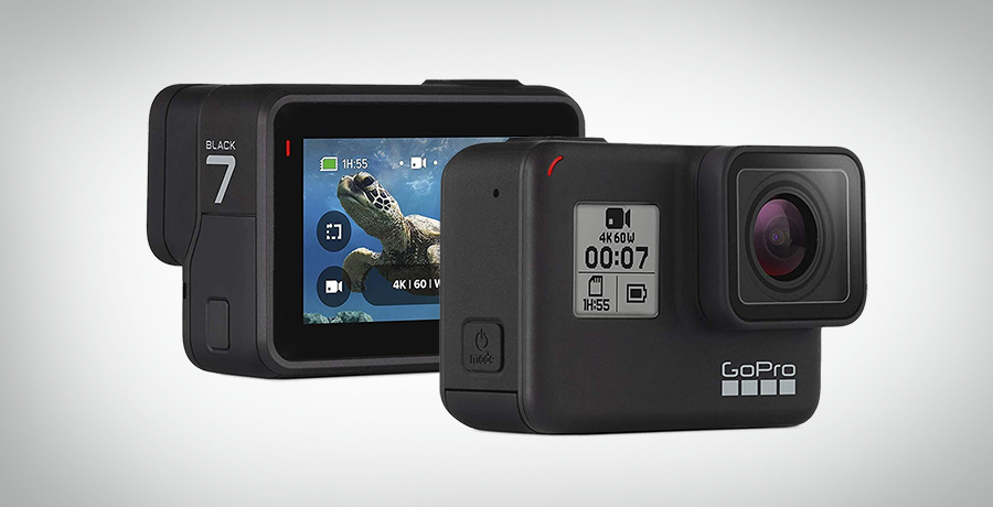 GoPro Hero 7 - Best Video Camera