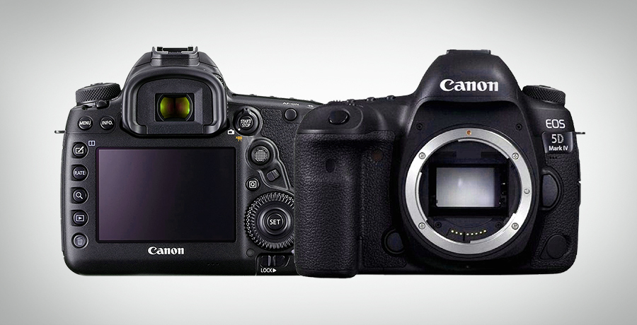 Canon EOS 5D Mark IV -  Best Video Camera