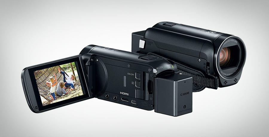 Canon Vixia HF R800 - Best Camcorders