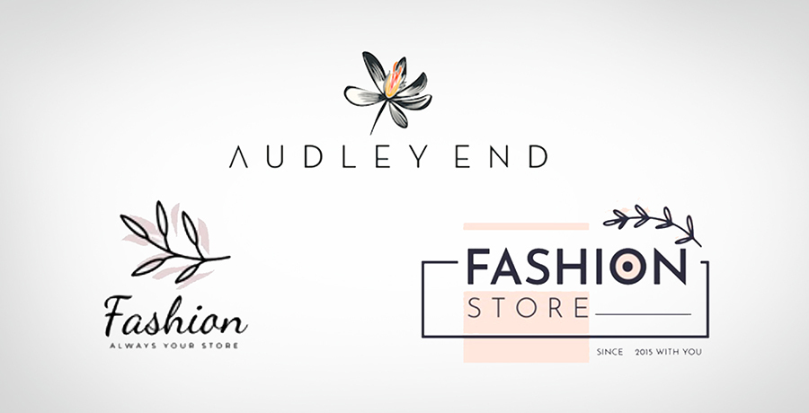 Elegant and Classic - Fashion Logo Inspiration
