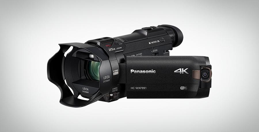 Panasonic 4K Camcorder - Best Camcorders