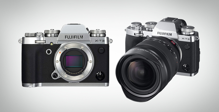 Fujifilm X-T3 - Personal Video Camera