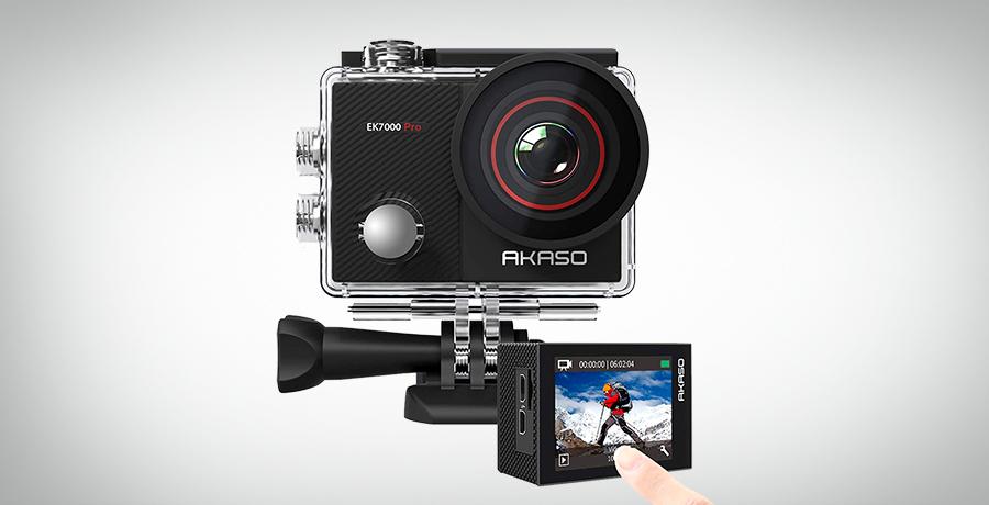 Akaso EK7000 - Best Camcorders