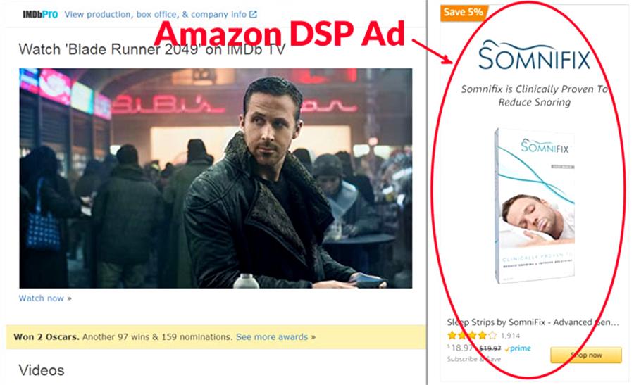 Amazon DSP Ads
