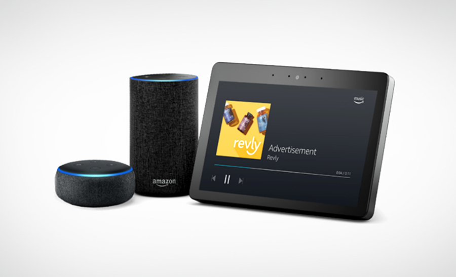 Latest Amazon Audio Ads