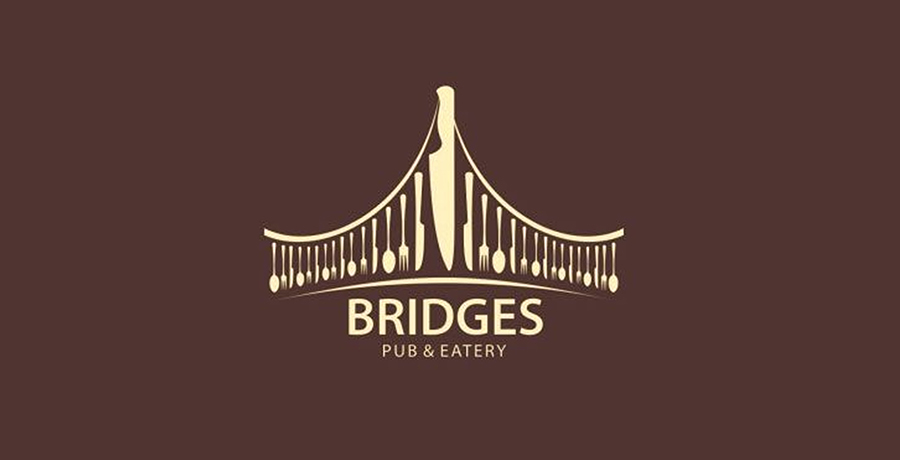 Bridges pub and eatery - Catering Logo