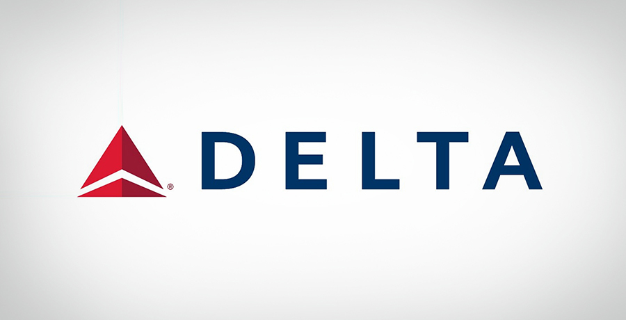Delta Airlines - Triangle Logo