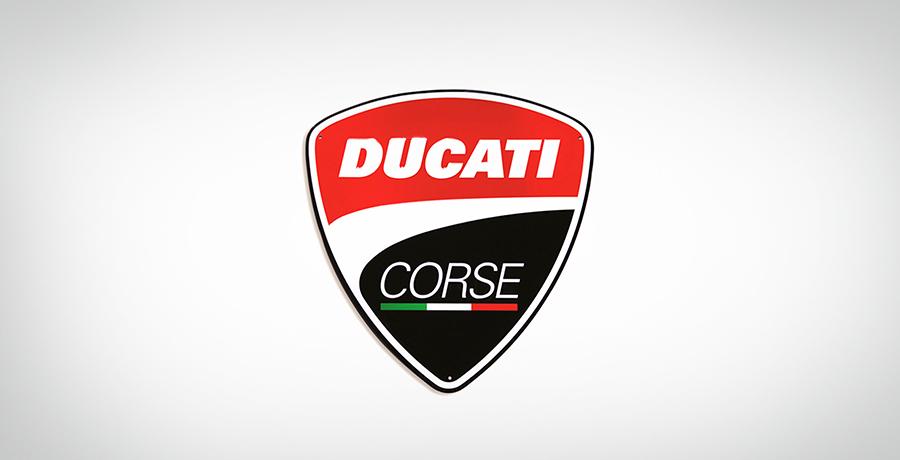 Ducati - Triangle Logo