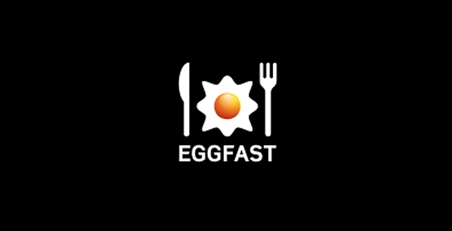 Egg Fast - Catering Logo