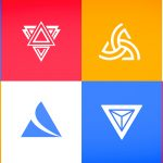 22 famous brands with triangles in their logos