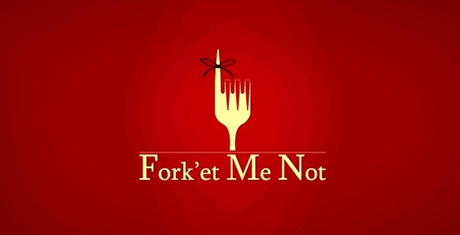 Fork'et me not - Catering Logo