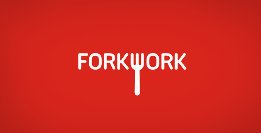 Fork- work - Catering Logo