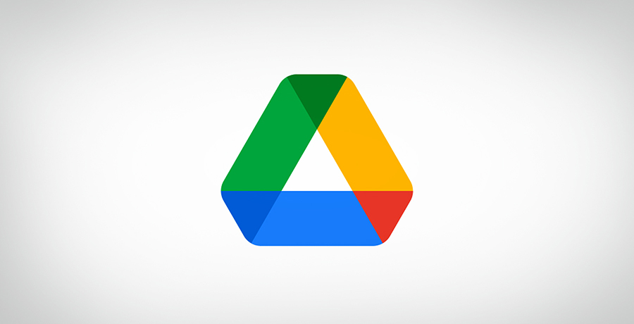 Google Drive - Triangle Logos