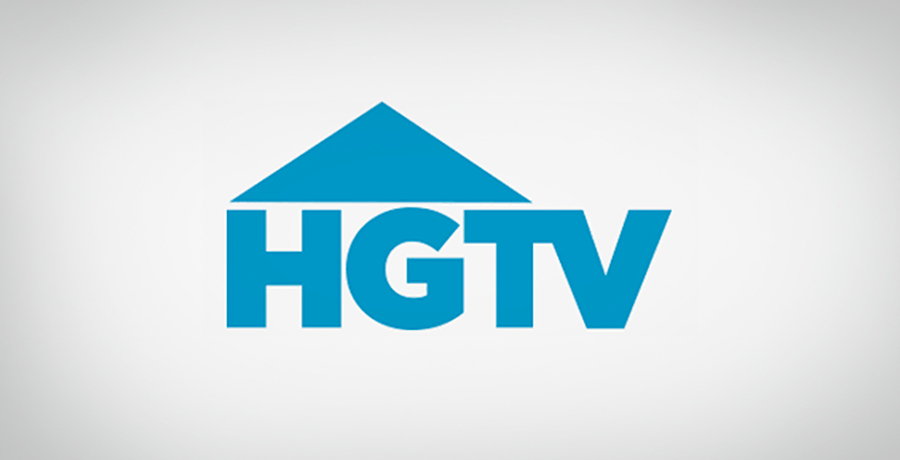 HGTV - Logo With Triangles