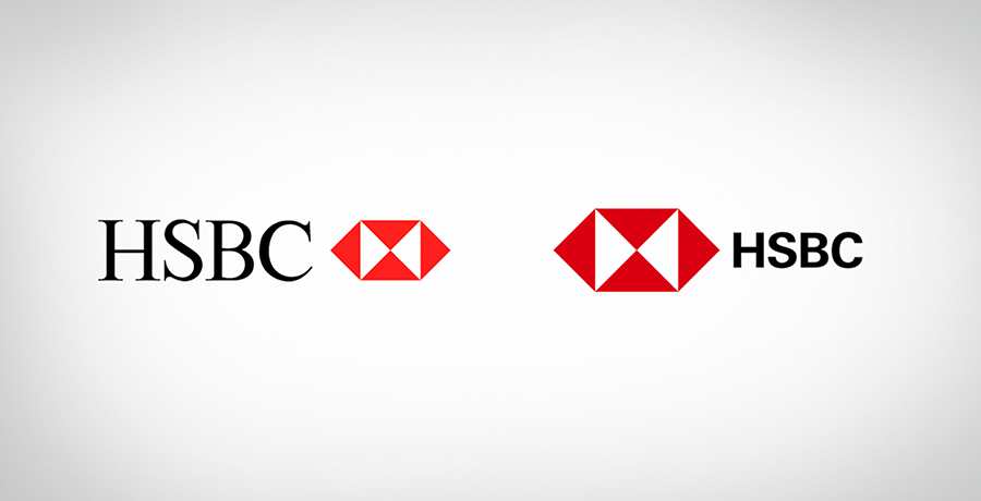 HSBC - Triangle Logo
