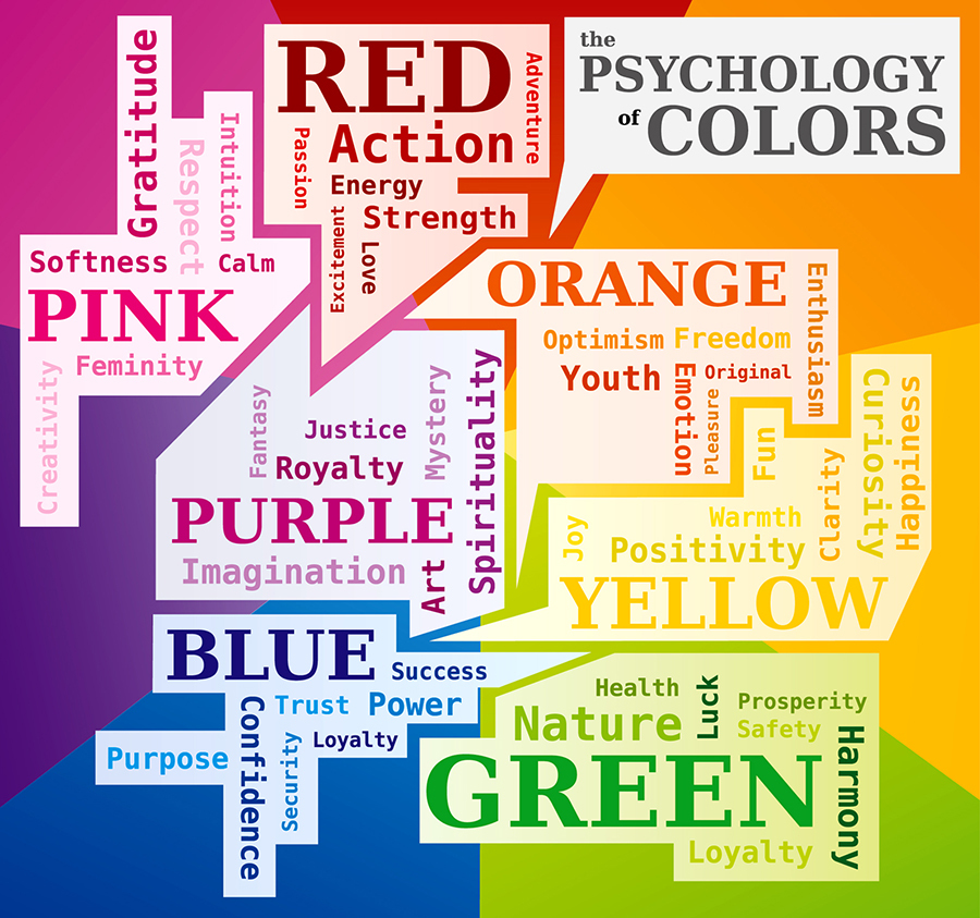 Meaningful colors