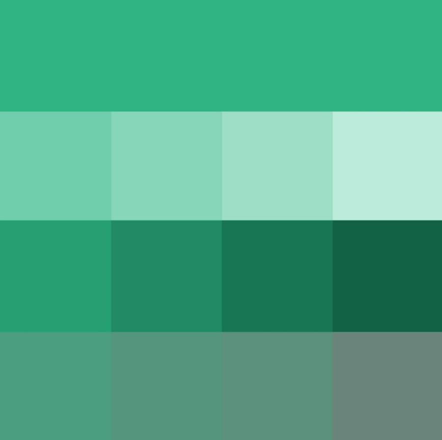 top colors