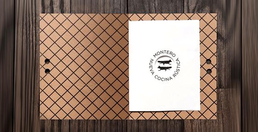 Montero- Mexico - Cool Menu Design