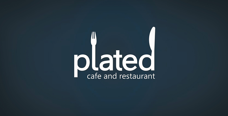 Plated - Catering Logo