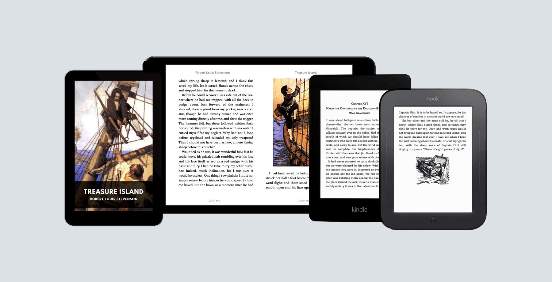 Publish Free E-books