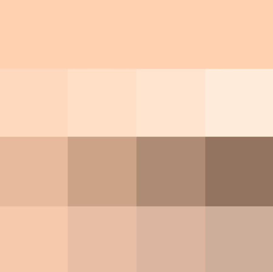 Romantic shades