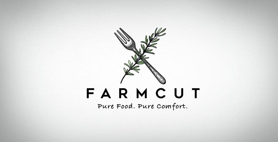 Farmcut Logo - Catering Logos