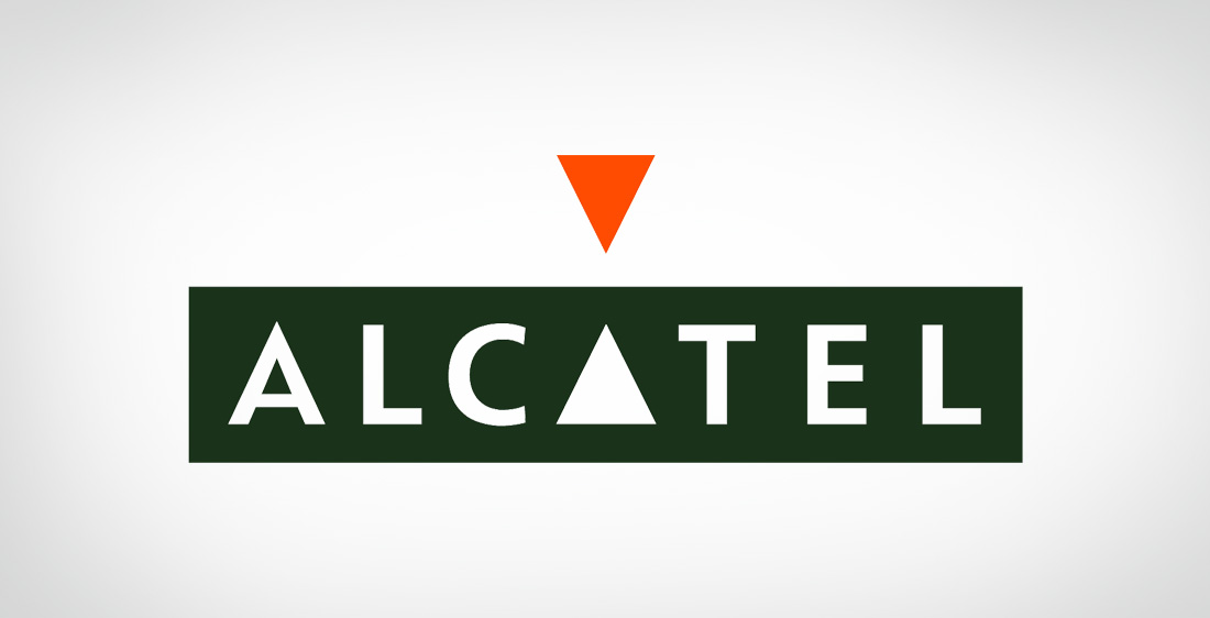 Alcatel - Triangle Logo
