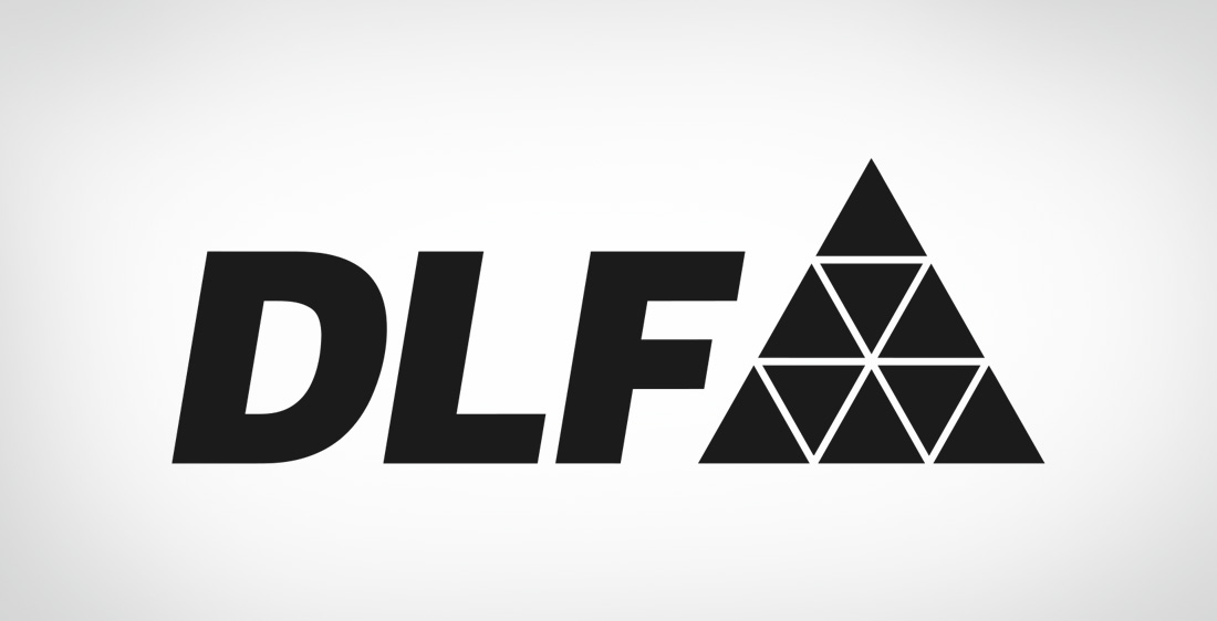 DLF - Triangle Logo