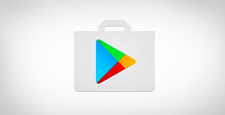 Google Play - Triangle Logo