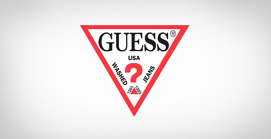 Guess - Triangle Logo