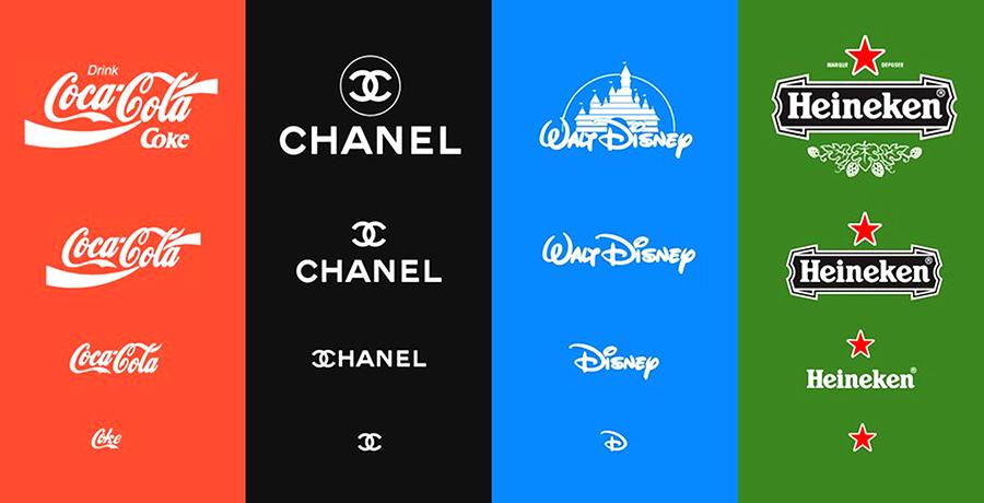 Adaptability of Brand Logos