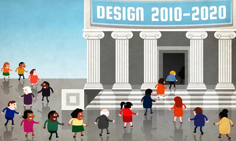 graphic design through the decades