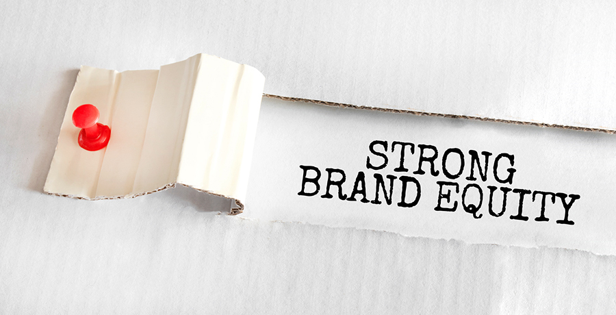 Build Strong Brand Equity