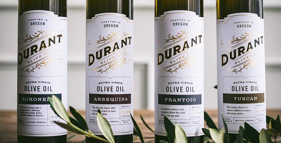 Die-cut labels Design