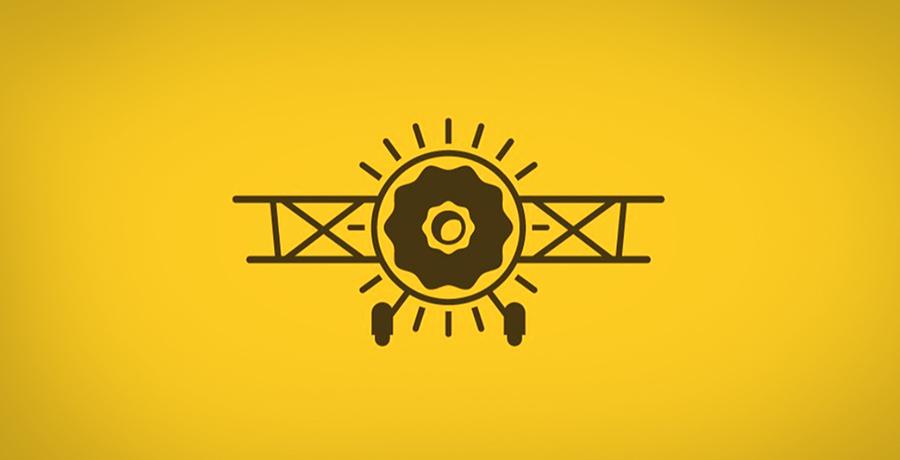 Doughboys - retro logo