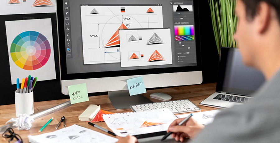 1)Graphic Designer software