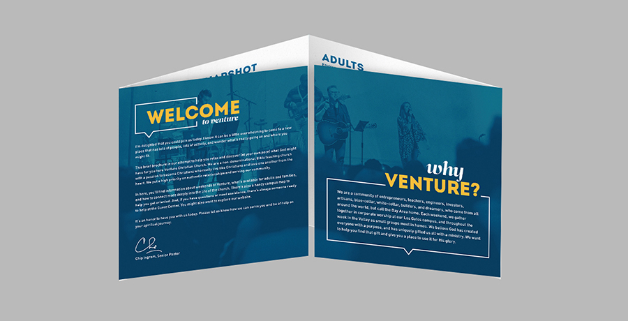 French Fold - Brochure Designs