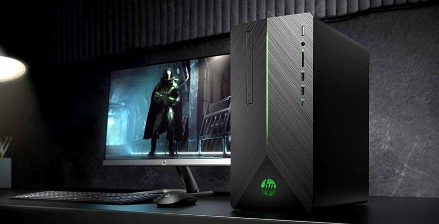 HP Pavilion - Best Desktop Graphic Computers 2021