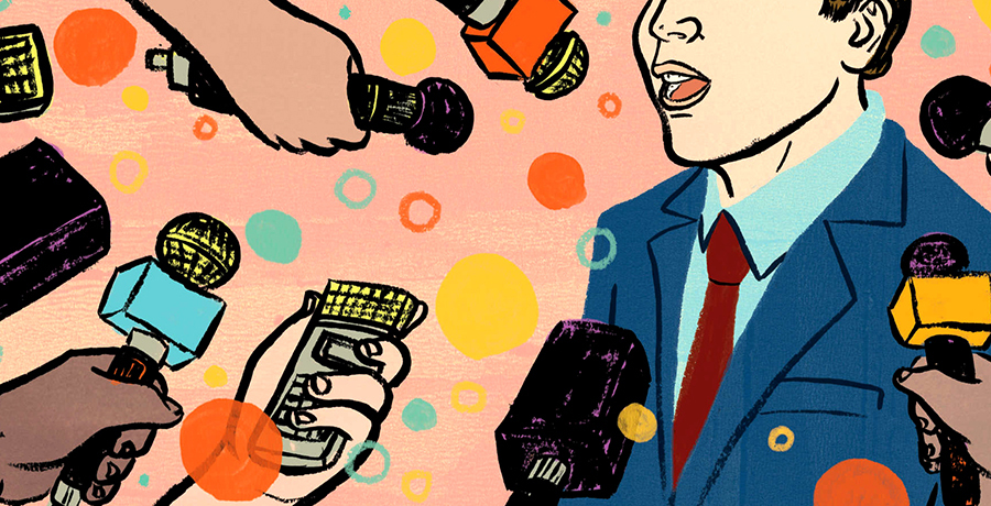 Journalist - Personal Branding