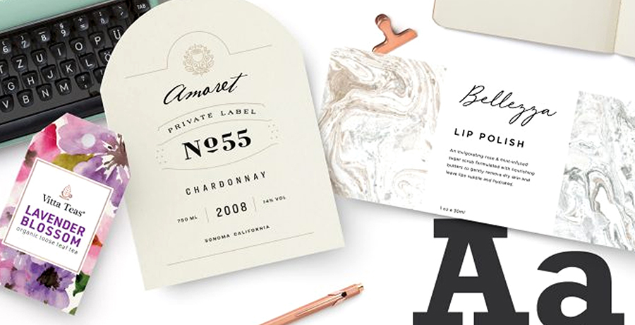 Label Designs Readable