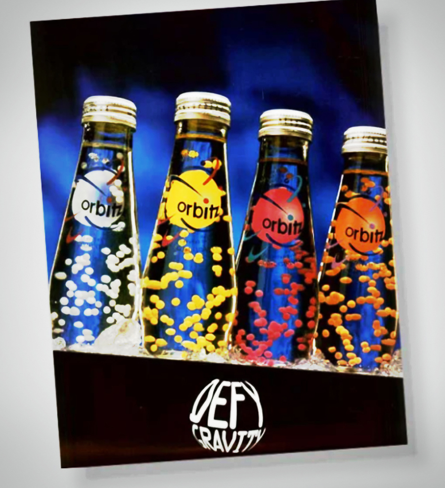Orbitz Bubble Soda