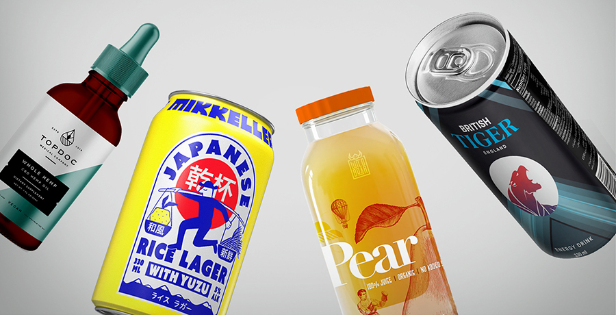 Tips for creative label designs