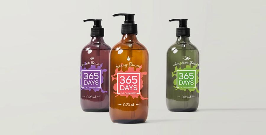 Transparent designing - Label Designs