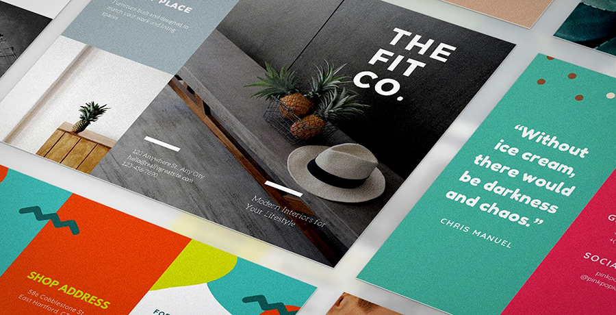 Types Of Brochure Designs